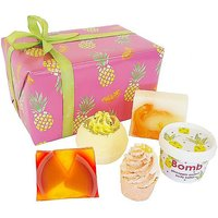 Bomb Cosmetics Totally Tropical Gift Set.
