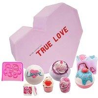 Bomb Cosmetics True Love Bath Bomb Gift Set.