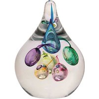 Caithness Glass Party Balloons Paperweight.