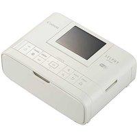Canon SELPHY CP1300 Compact WiFi Photo Printer - White.