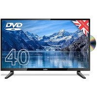 Cello 40in Full HD LED Digital TV with Built-In DVD Player and Freeview T2 HD.