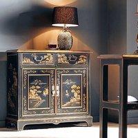 Kaleidoscope Chinoiserie Cabinet