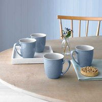 Denby Elements Range - 4 Piece Mug Set