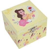 Disney Beauty & the Beast Musical Jewellery Box -Belle.