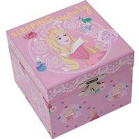 Disney Sleeping Beauty Musical Jewellery Box - Aurora.