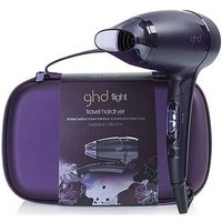 ghd Blue Nocturne Travel Hairdryer Gift Set