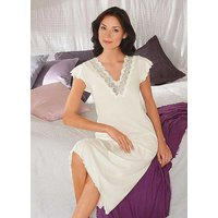 Graziella V-Neck Nightdress