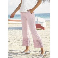 Heine Linen Lace Trousers.