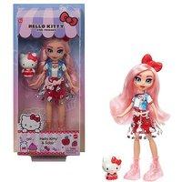 Hello Kitty Sanrio Figure & EclairTM Doll.