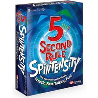 Interplay 5 Second Rule Spintensity Electronic Game.