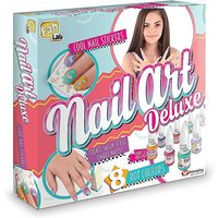 Interplay FabLab Nail Art Deluxe Kit.