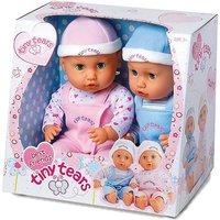 John Adams Tiny Tears Best Friends Dolls.