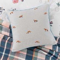 Joules Woodland Fox Cushion.