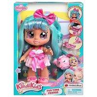 Kindi Kids Fun Time Friends Bella Bow Doll.