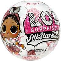 L.O.L. Surprise! All-Star B.B.s Series 3 Football Assortment.