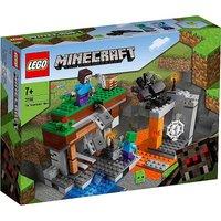 LEGO ® MinecraftTM 21166 The 'Abandoned' Mine Playset.