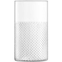 LSA International 25cm Wicker Glass Lantern.