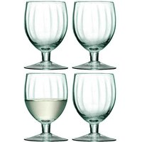LSA International Mia Range - Set of 4 Wine Glasses.
