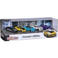 Majorette Porsche Edition Set of 5 Cars