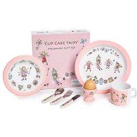 Martin Gulliver Cupcake Fairy 7 Piece Children's Dining Set.