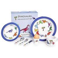Martin Gulliver Dinosaur 7 Piece Children's Dining Set.
