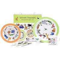 Martin Gulliver Safari 7 Piece Children's Dining Set.