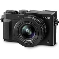 Panasonic DMC-LX100EBK Premium Compact Camera - Black.