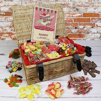 Personalised Old Fashioned Sweet Hamper.