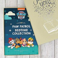 Personalised Paw Patrol Bedtime Stories Collection.