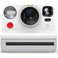 Polaroid NOW Camera White + Polaroid i-Type Colour Film at Kaleidoscope Catalogue