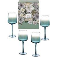 Portmeirion Atrium Set of 4 Wine Glasses.