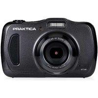 PRAKTICA Luxmedia WP240 Camera Graphite 20MP 4x Internal Optical Zoom Waterproof.
