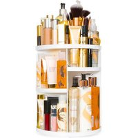 Rio Cosmetic & Brush Storage Carousel.