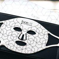 Rio faceLITE Beauty Boosting LED Face Mask.