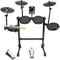 RockJam Mesh Electronic Drum Kit.