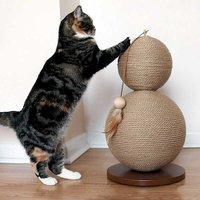 Rosewood Coriander Cat Scratcher.