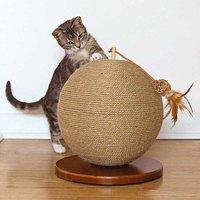 Rosewood Parsley Cat Scratcher.