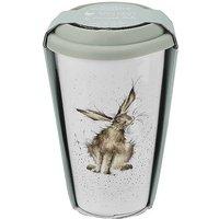 Royal Worcester Wrendale Designs Travel Mug - Hare.