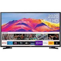 Samsung 32in LED HDR Full HD 1080p Smart TV with TV Plus UE32T5300 - Black.