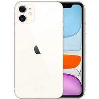Sim Free Apple iPhone 11 256GB - White.