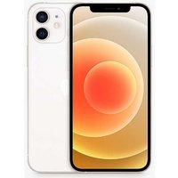 Sim Free Apple iPhone 12 128GB - White.