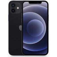 Sim Free Apple iPhone 12 256GB - Black.