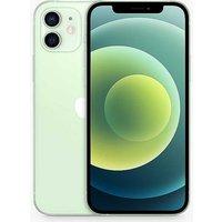 Sim Free Apple iPhone 12 64GB - Green.