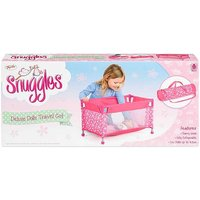 Snuggles Deluxe Doll's Travel Cot.