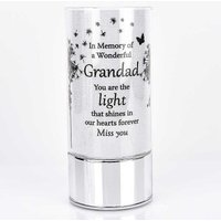 Thoughts of You Memorial Tube Light - Grandad.