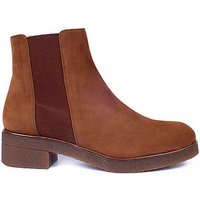 Unisa Crepe Sole Boots