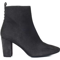 Unisa Suede Ankle Boots