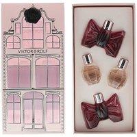Viktor & Rolf Flower Bomb & Bon Bon Mini Gift Set