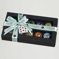 Visser Deluxe Gift Box of 10 Spirited Picasso Chocolates.