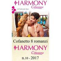 Cofanetto 8 romanzi Harmony Collezione - 10